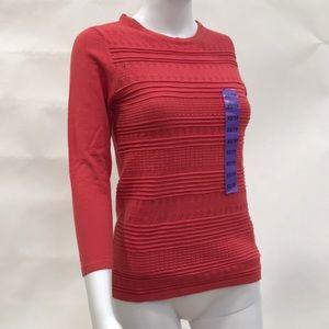 Buffalo Ladies 3/4 length sleeve Sweater